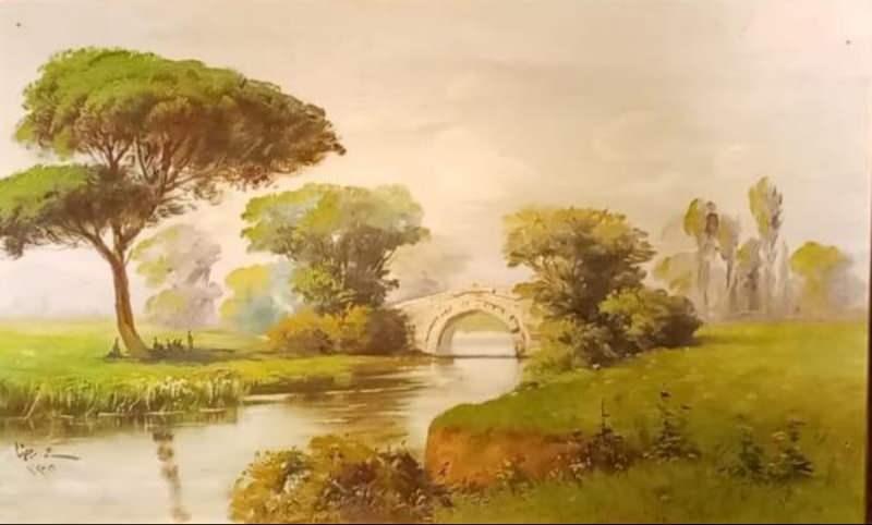 Hoca Ali Rıza - Köprülü Peyzaj