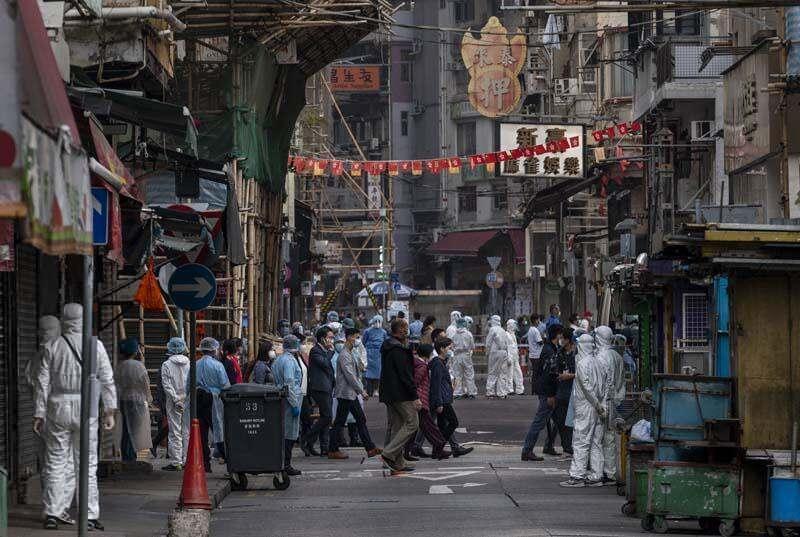 Son dakika: Çin'de ürküten gelişme! Haber gelince eşi benzeri görülmemiş şekilde önlem alındı