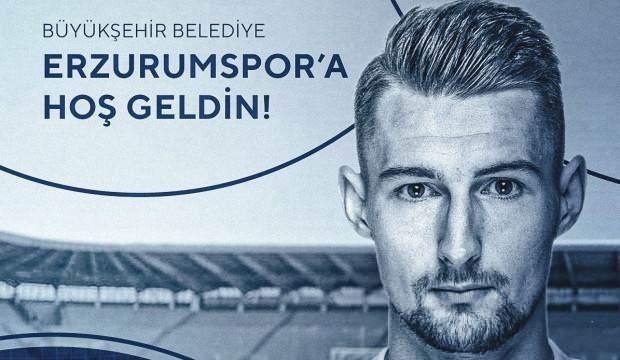 Erzurumspor'a Kosovalı kanat oyuncusu!