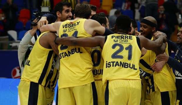 Fenerbahçe, NBA devlerini geride bıraktı