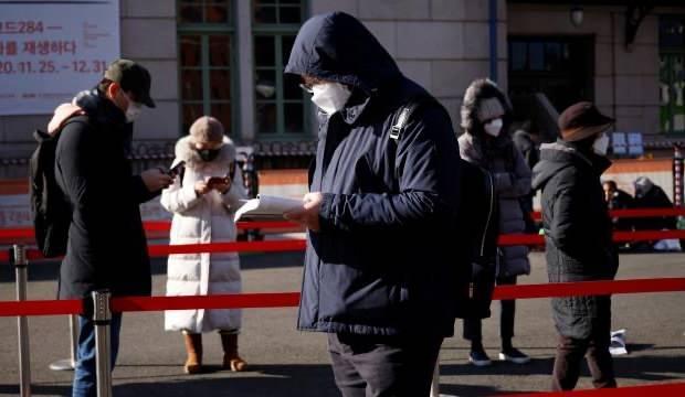 Güney Kore'de koronavirüs tedbirleri uzatıldı