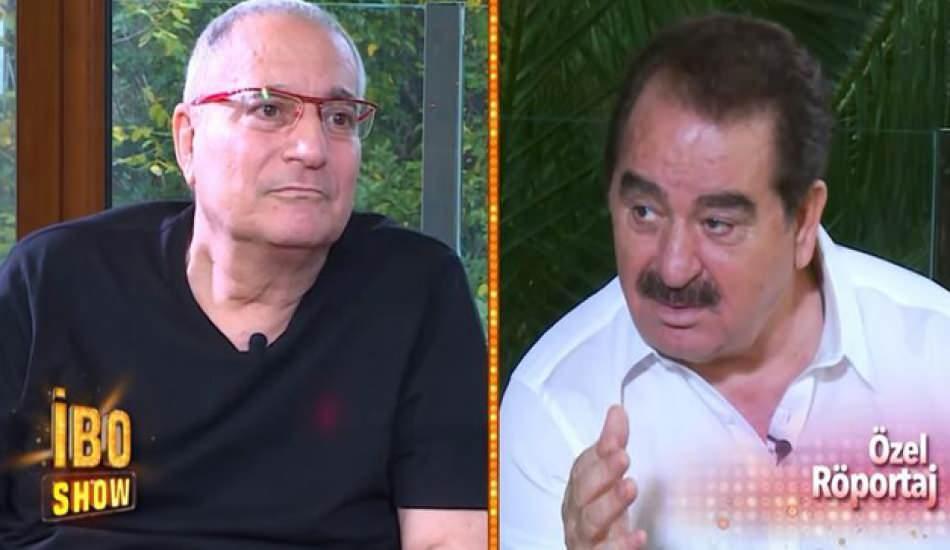 İbo Show'a katılan Mehmet Ali Erbil gözyaşlarını tutamadı! Duygusal anlar yaşandı...