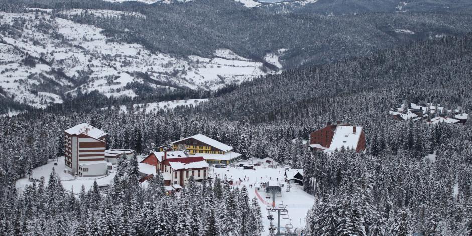 Ilgaz Dağı'nda kayak sezonu açılıyor!