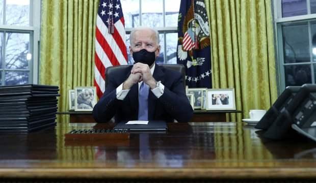 Trump'ın izlerini siliyor: Joe Biden'dan ilk günden 17 karar