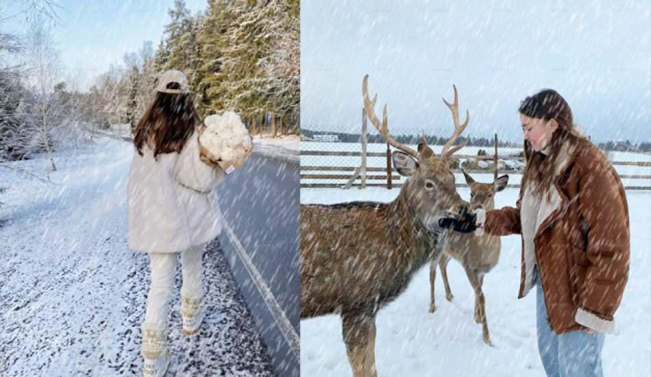 Karlı havalarda ne giyilir? Kar havasında giyilecek kışlık kombin önerileri