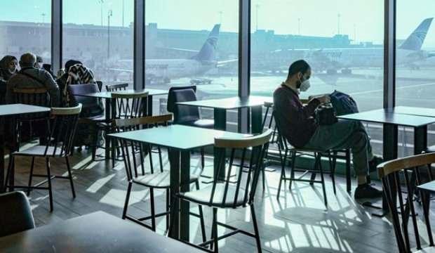 Koronavirüs korkusundan 3 ay havalimanına saklanan kişi yakalandı