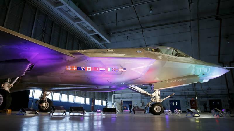 Son dakika haberi: Trump'ın bakanından çok konuşulacak F-35 itirafı!