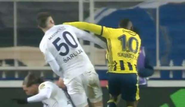 Samatta'nın golü tartışma konusu oldu!