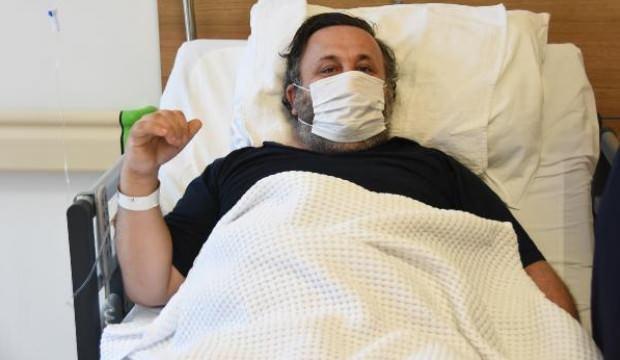 Sivilce ile hayatı karardı, 5 saatlik operasyonla ölümden döndü