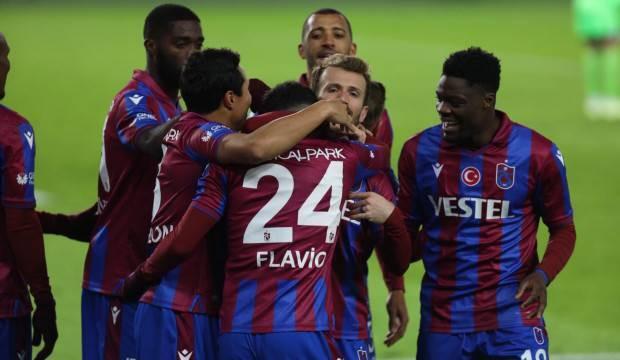 Trabzonspor'un Gençlerbirliği kadrosu belli oldu