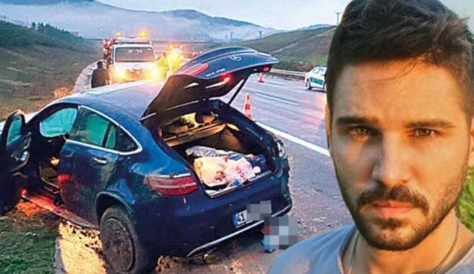 Trafik kazası geçiren Tolgahan Sayışman'dan ilk açıklama!
