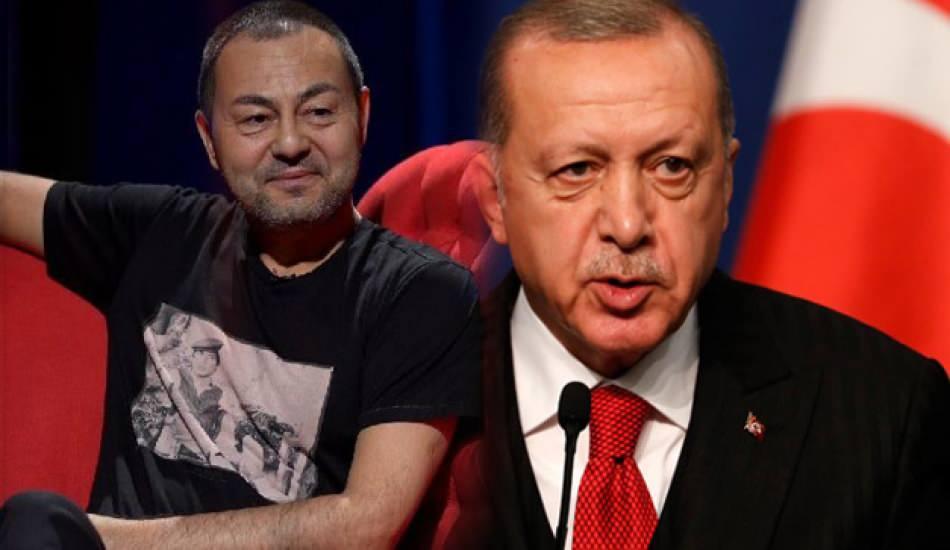 Ünlü şarkıcıdan samimi itiraflar! Serdar Ortaç: Erdoğan'ın liderliğine de aşığım...