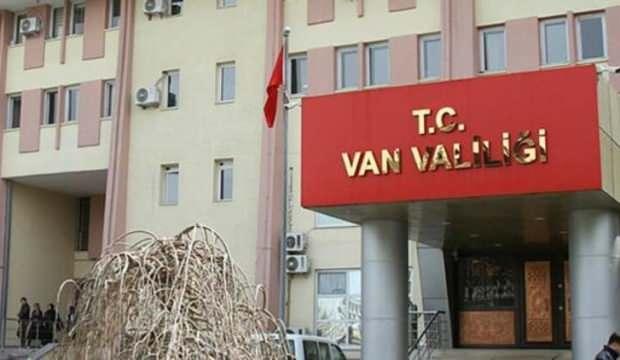 Valilik açıkladı: Van'da 15 gün boyunca yasaklandı