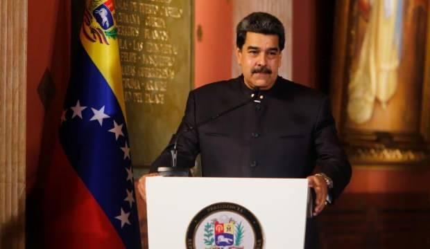 Venezuela Devlet Başkanı Maduro'dan 'ABD ile yeni bir başlangıç' mesajı