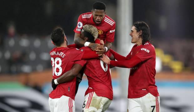 Yeni Lider Manchester United!