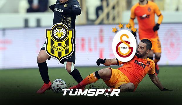 Yeni Malatyaspor Galatasaray maçının geniş özeti ve golleri