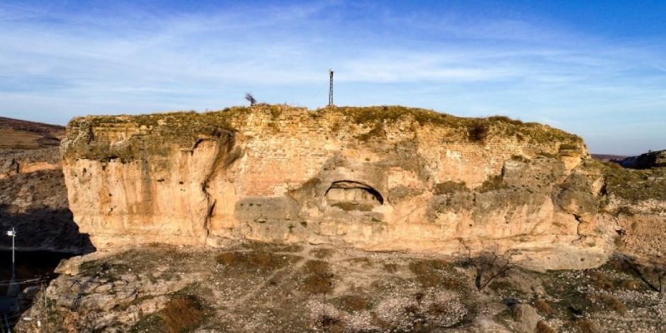 1600 yıllık 'Kaya Kilisesi' turizme kazandırılıyor