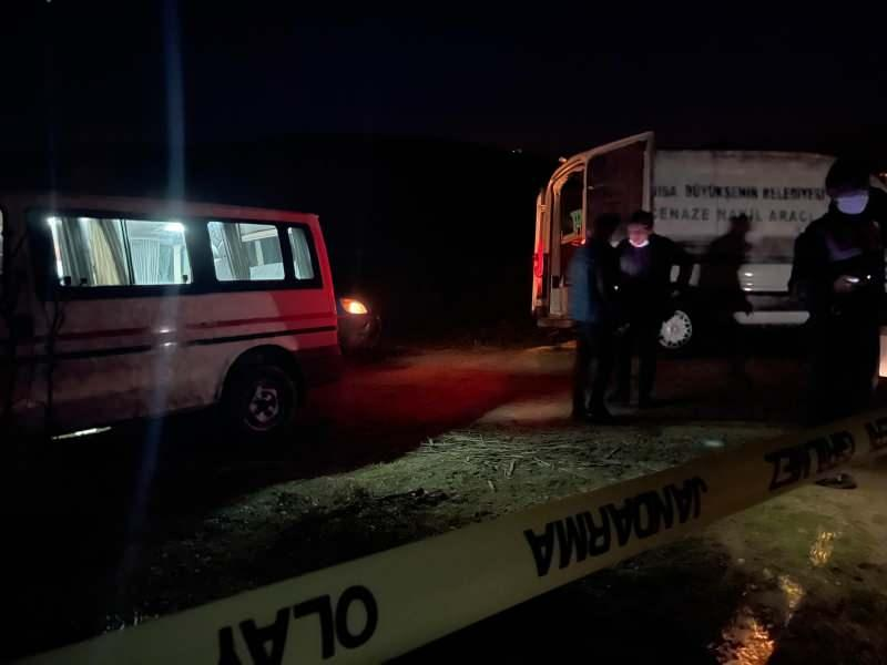 Manisa'da korkunç infaz