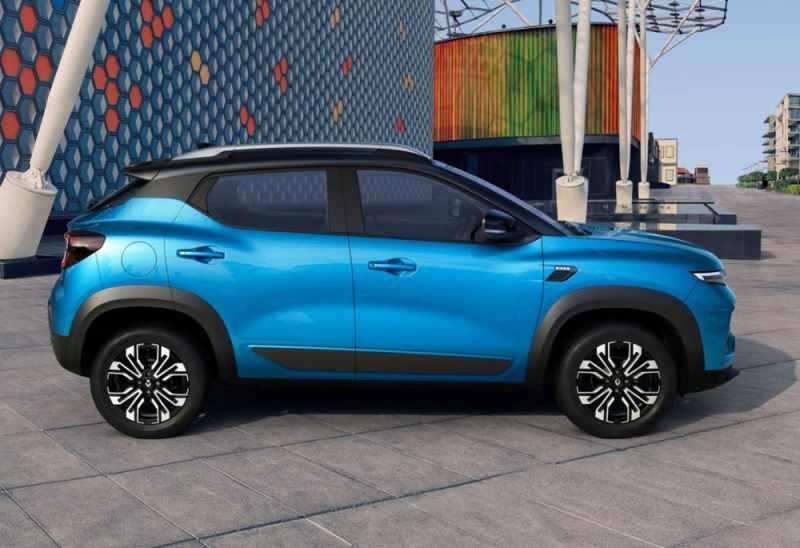 Renault Kiger tanıtıldı! İşte özellikleri