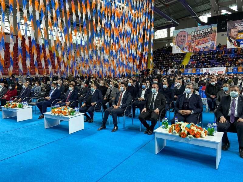 AK Parti Afyonkarahisar Gençlik Kolları 6. Olağan Genel Kurulu
