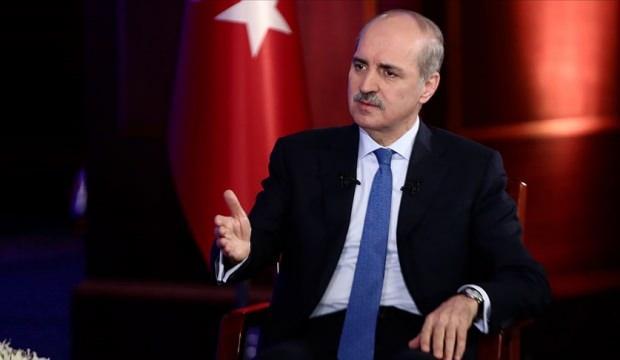 AK Parti Genel Başkanvekili Kurtulmuş: Silahın olduğu yerde demokrasi yoktur