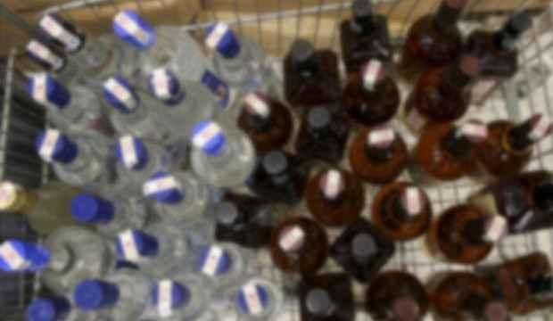 Amasya'da sahte içkiden bir kişi öldü