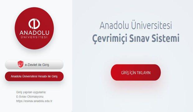 AÖF güz dönemi  final sınav sonuçları açıklandı! Anadolu Üniversitesi sonuç sorgulama!
