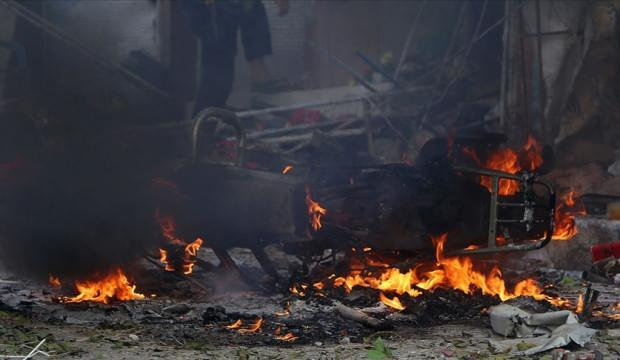 Barış Pınarı Harekatı Bölgesine terör saldırısı