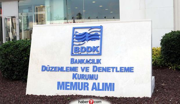BDDK, KPSS puanı ile Memur Alımı Başladı!
