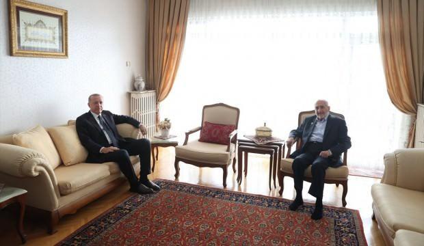 Erdoğan'ın ziyareti sonrası Oğuzhan Asiltürk'ten ittifak açıklaması!