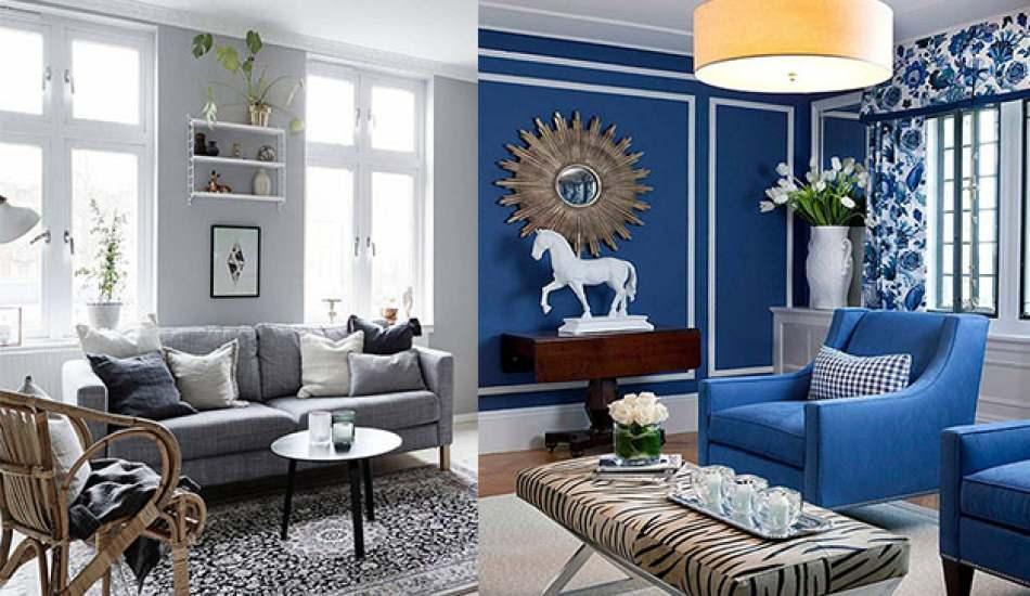 Evlerinizin dekorasyon havasını değiştirecek renk önerileri