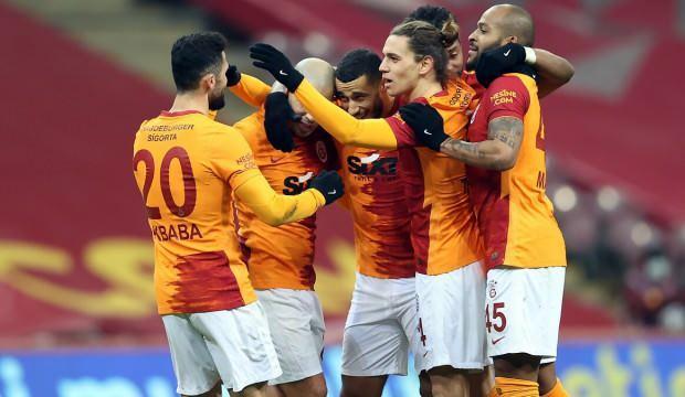 Galatasaray'ın Gaziantep kadrosu! Sürprizler...