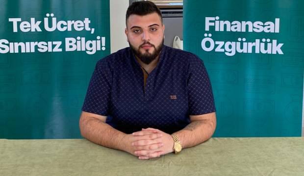 Genç girişimci Fatih Berkay Özdemir Earn Camp'i kurdu