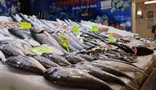 Kuvvetli fırtına ve sağanak, balık fiyatlarını uçurdu