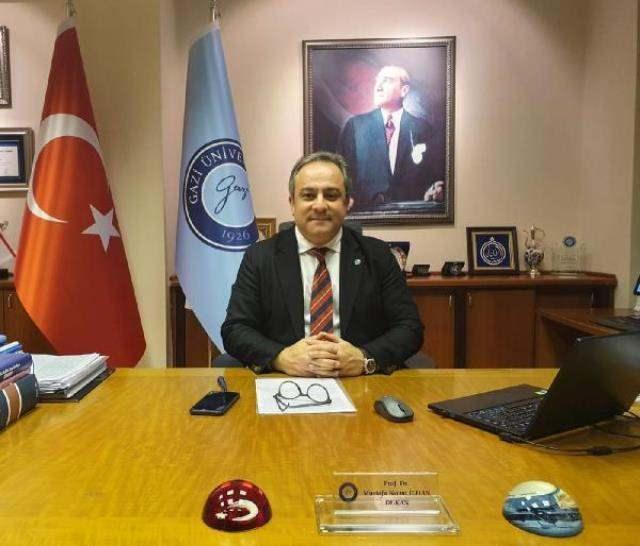 Gazi Üniversitesi Tıp Fakültesi Dekanı ve Halk Sağlığı Anabilim Dalı Başkanı Prof. Dr. Mustafa Necmi İlhan