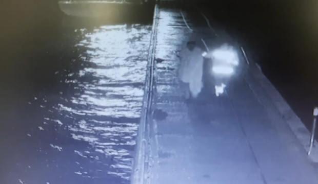 Sefirin Kızı dizi ekibi denize düşen 2 kişiyi kurtardı