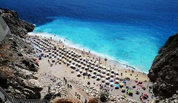 Turizm büyüyünce Antalya'nın ülke ekonomisine katkısı artıyor