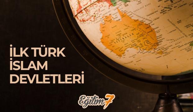 İlk Türk İslam Devletleri   Türklerin İslamiyete Geçiş Sebepleri!