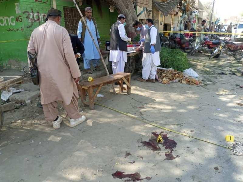 Pakistan'daki bombalı saldırıda can kaybı artıyor