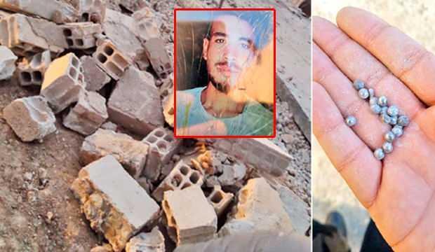 Büyük facia ucuz atlatıldı! Bomba PKK'lının elinde patladı