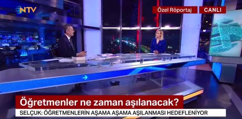 Bakan Ziya Selçuk'dan canlı yayında önemli açıklamalar