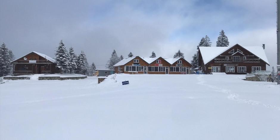 Artvin'de kayak sezonu açıldı