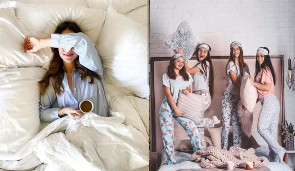En trend ve modern pijama takımları 2021? Pijama takımı modelleri