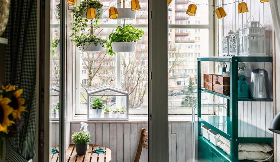 Feng Shui tarzıyla balkon dekorasyonu nasıl yapılır?
