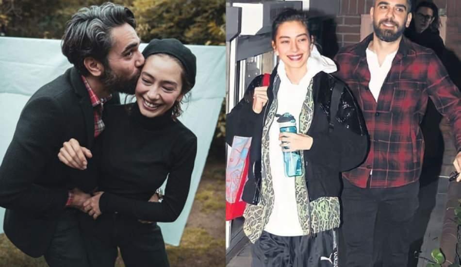 Kadir Doğulu ile hasta olan eşi Neslihan Atagül'den yeni fotoğraf!