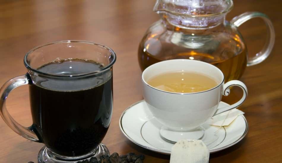 Kahve ve yeşil çay içmek ölüm riskini ciddi oranda azaltıyor