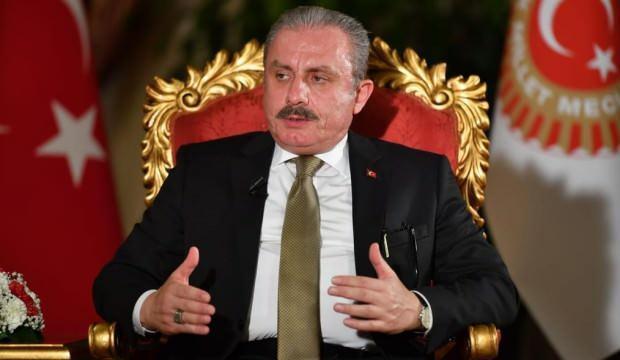 TBMM Başkanı Mustafa Şentop Başkent Kulisi'nde