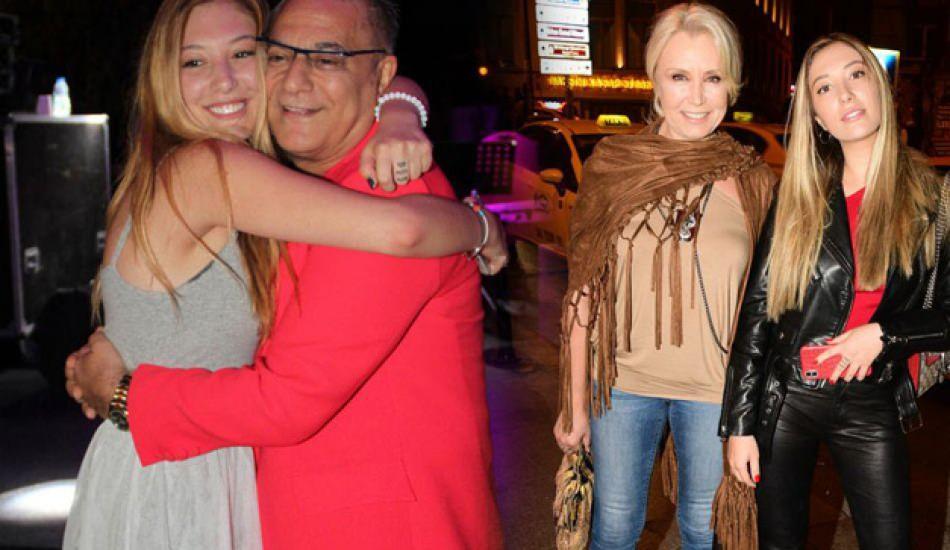Mehmet Ali Erbil'in küçük kızı Yasemin Erbil de anne ve babasının izinde!