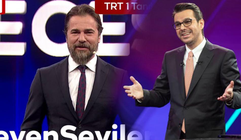 TRT 1'in görkemli tanımına fenomen dizilerin oyuncuları da katıldı!