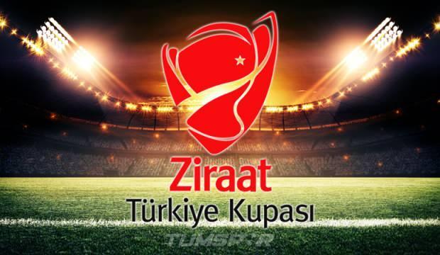 Türkiye Kupası'nda 1. Tur eşleşmeleri belli oldu